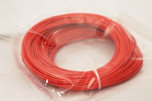 Filament ABS Print-me Cherry Red 0,1 kg 1,75 mm