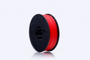 Filament print-ME SmartFit PLA Neon Red 0,25kg 1,75 mm
