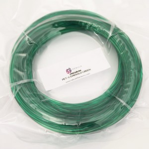 Filament Nebula PET-G Emerald Green 100g 1,75 mm