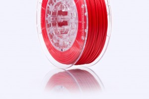 Filament print-Me Smooth ASA Cherry Red 0,2kg 1,75mm