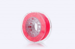Filament print-me Flex 40D Neon Red 0,2kg 1,75mm