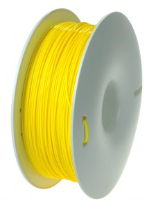 Filament Fiberlogy ABS Żółty 0,85kg 2,85mm