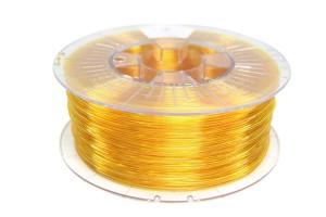Filament Spectrum PETG Transparent Yellow 1kg 1,75mm