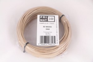 Filament Pri-Mat Wood Oak 0,1kg 1,75mm