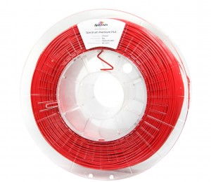 Filament Spectrum PLA Dragon Red 1kg 1,75mm