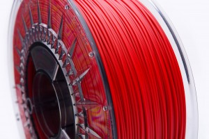Print-ME Filament Smooth ABS Red 0,2kg 1,75mm