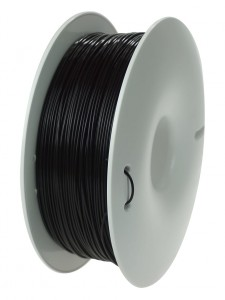 Filament Fiberlogy HD PLA Czarny 0,85kg 2,85mm