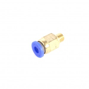Bowden (Pneumatic connector) PC4-M6