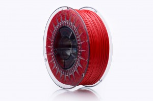 Filament print-Me Smooth ABS Red 0,85kg 1,75mm
